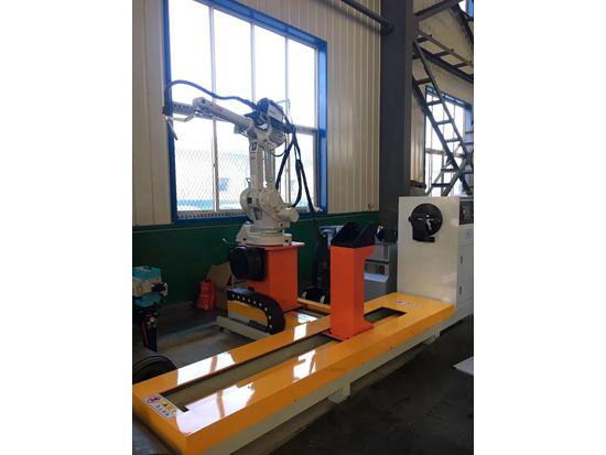 机器人自动焊接系统